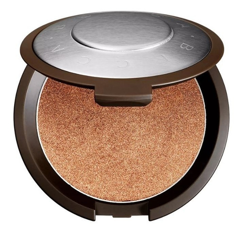 becca - shimmering skin perfector pressed - chocolate geode
