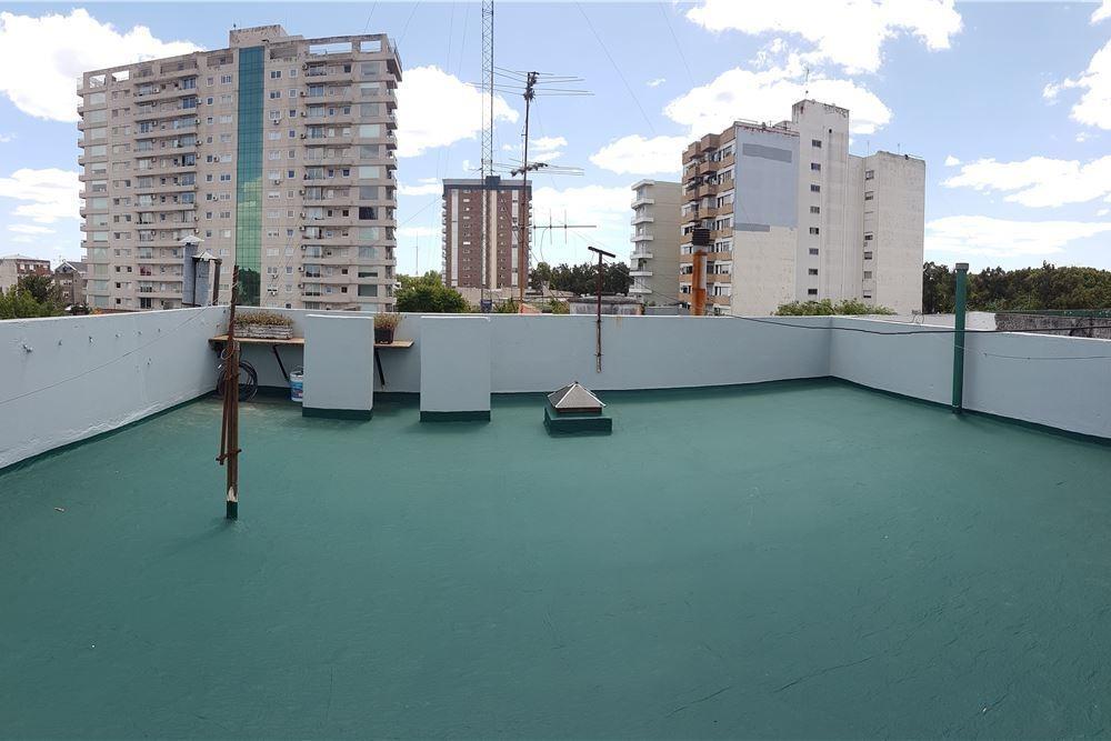 beccar, luminoso 3 ambientes, 100 mts de terraza!