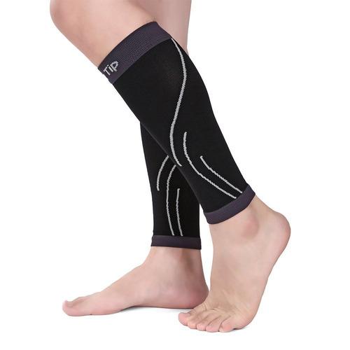 becerro de compresión de la manga - becerro brace - leg calc