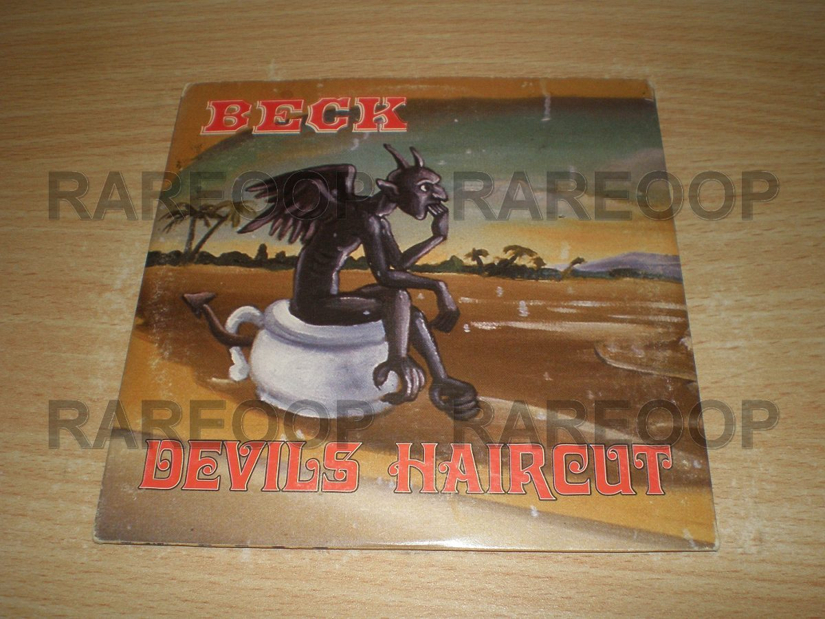 Beck Devils Haircut Cd Australia Single 3 Tks Remix C1 275
