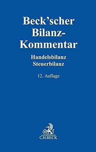 beckscher bilanz-kommentar : bernd grottel