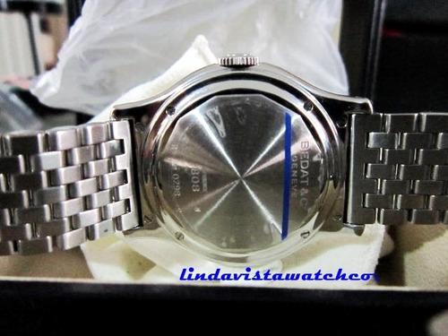 bedat 8 automatico caballero nuevo