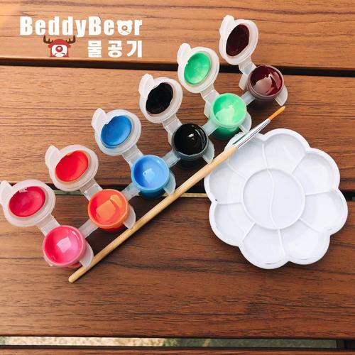 beddybear estuche escolar niño artístico 128 piezas de alt