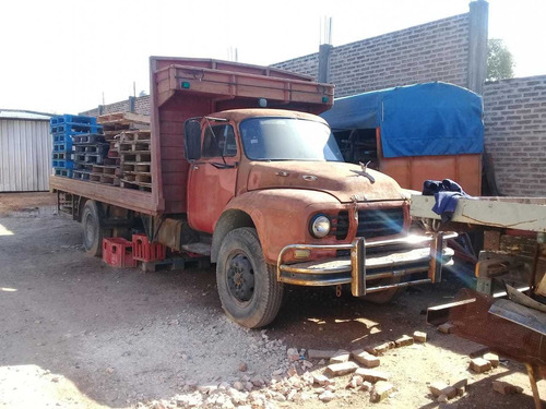 bedford camion playo