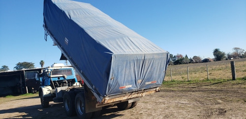 bedford doble paragolpe