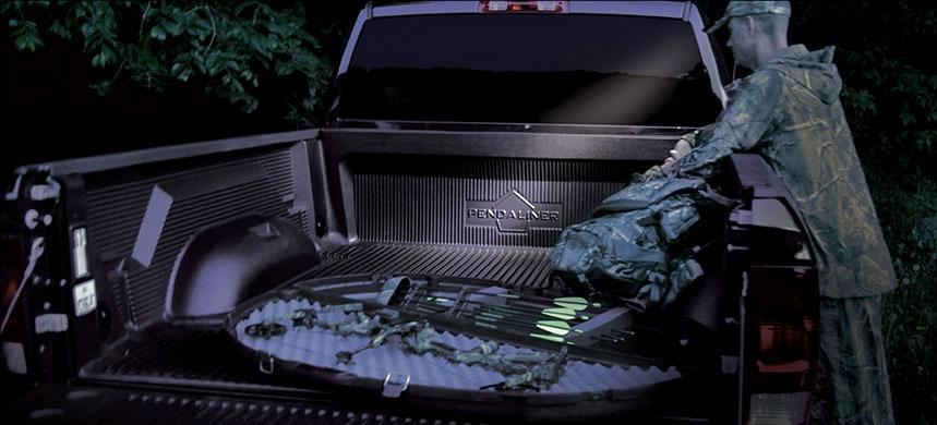 Duraliner Bed Liner >> Bedliner Ford F150 250 Ranger Lobo 12-16 Envio Gratis ...