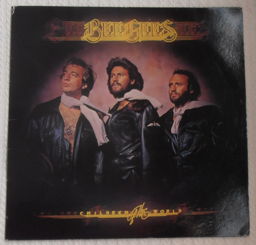 bee gees - children of the world ( l p ed. u s a 1976)