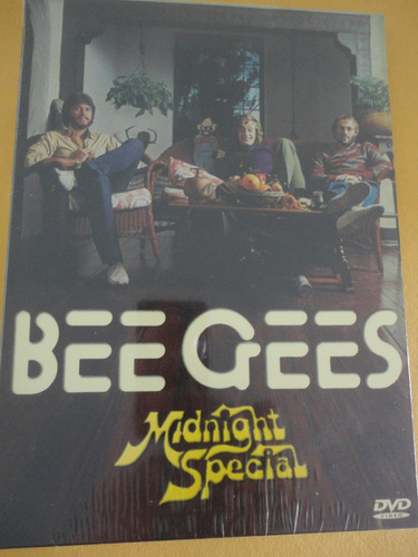 bee gees dvd the midnight special 1973-75 + vh1 storytellers