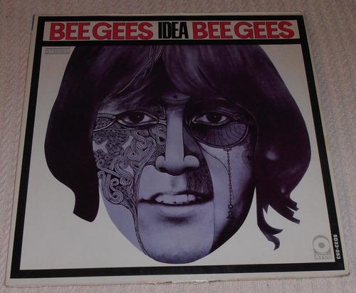 bee gees - idea ( l p 1ra. ed. u s a 1968)