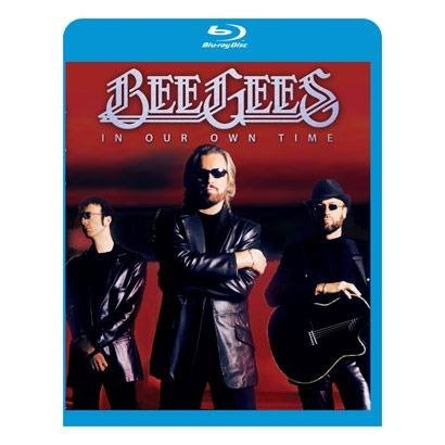 bee gees - in our own time - blu-ray - lacrado - original