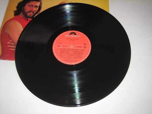 bee gees - love hits - 1987 - lp