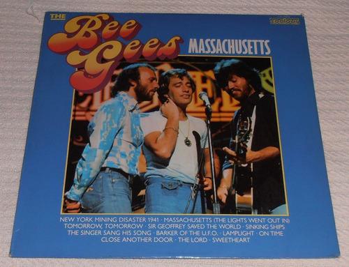 bee gees - massachusetts ( l p ed. inglesa 1978)