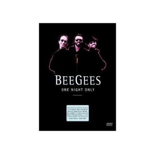 bee gees one night only dvd original semi-novo com a luva