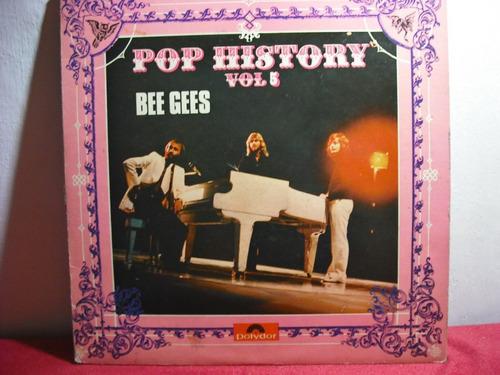 bee gees, pop history  (solo disco)