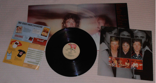 bee gees - spirits having flown (1ra. ed. u s a 1979)