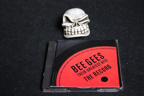 bee gees their greatest hits  the record  duplo cd