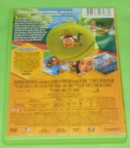 bee movie pelicula infantil dvd original
