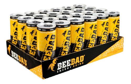 beebad energy drink