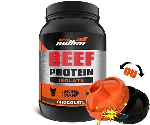 beef protein isolate - 900g - new millen - carnivor