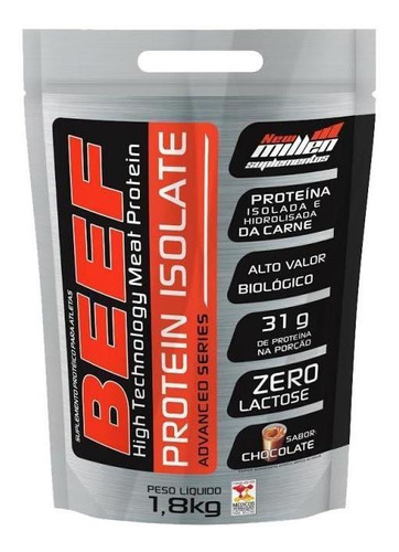 beef protein isolate (refil-1,8kg) new millen