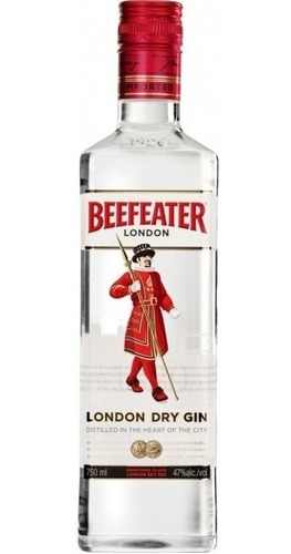 beefeater london dry gin 750 ml *$750 operativo aperitivo