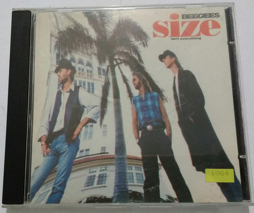 beegees - size isn't everything cd