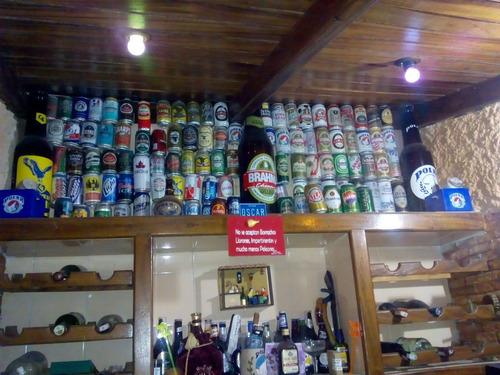 beer latas de colección importada y nacionales