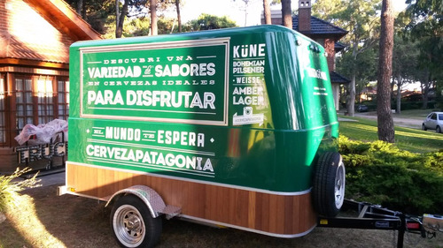 beer truck drink truck homologado/patentable