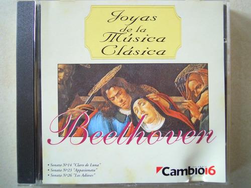 beethoven cd joyas de la musica clasica