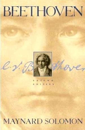 beethoven - maynard solomon - biografía - 2001 - en inglés