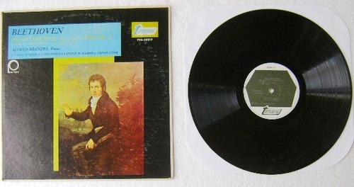 beethoven piano concerto no.3  1 disco  lp vinil
