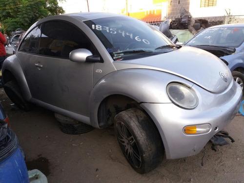 beetle 2001 turbo std se vende solo por partes para deshueso