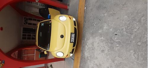 beetle 2010 amarillo