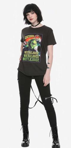 beetlejuice camiseta