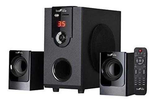 befree sound bfs-30 2.1 canales de sonido envolvente bluetoo
