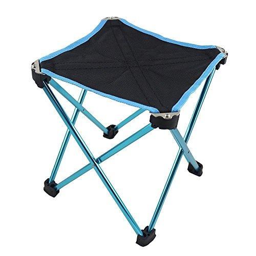 begrit taburete plegable al aire libre silla pequeña con bo