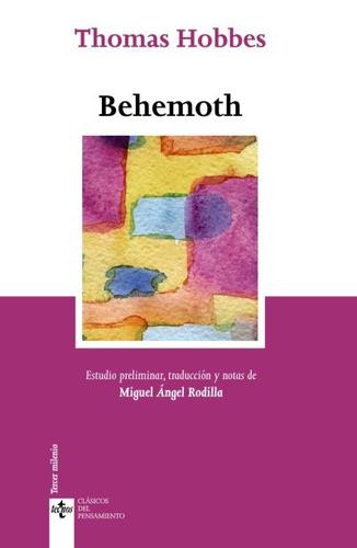 behemoth(libro ciencias políticas)