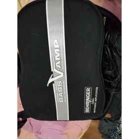 Behringer Bass V-amp Pedalera Multiefecto P/bajo