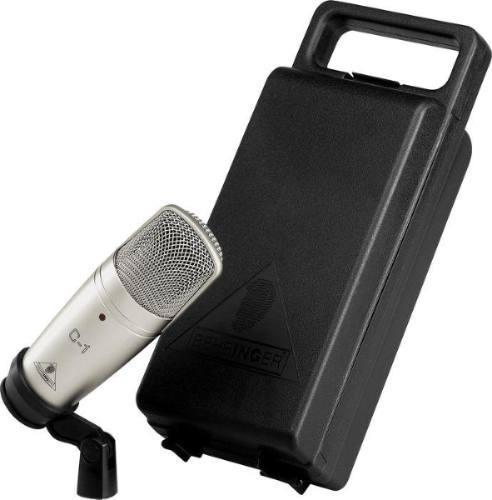 behringer c1 microfono consdensador profesional de estudio