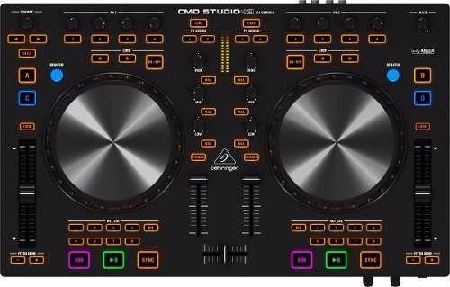 behringer cmd studio 4a controlador dj