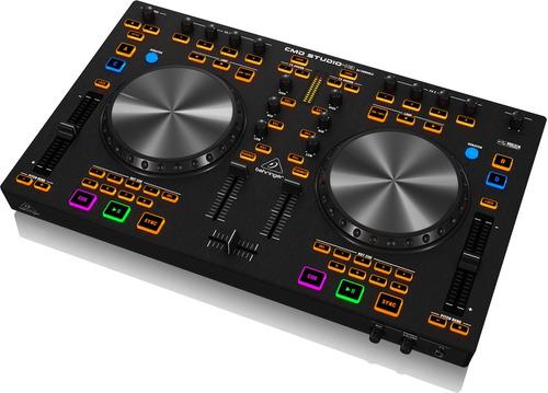 behringer controlador midi dj cmd studio 4a