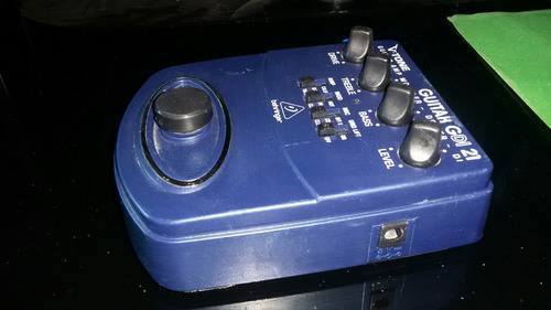 behringer gdi21 v-tone guitar driver di guitar amp modeler/d
