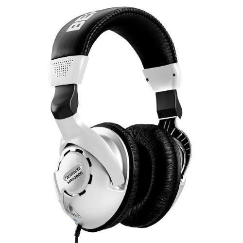 behringer hps3000 audifonos headphones profesionales djs