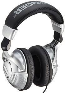 behringer hps3000 auriculares del estudio