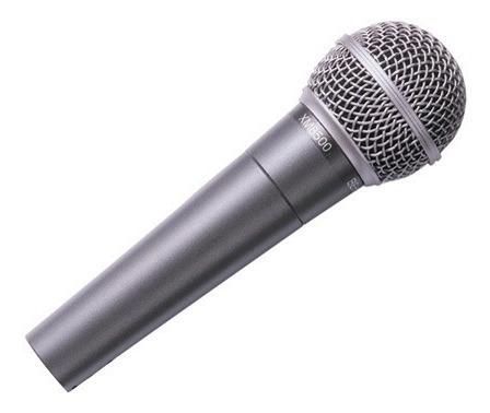 behringer microfono profesional xm8500  nuevos.