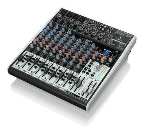 behringer - mixer xenyx x 1622 u s b