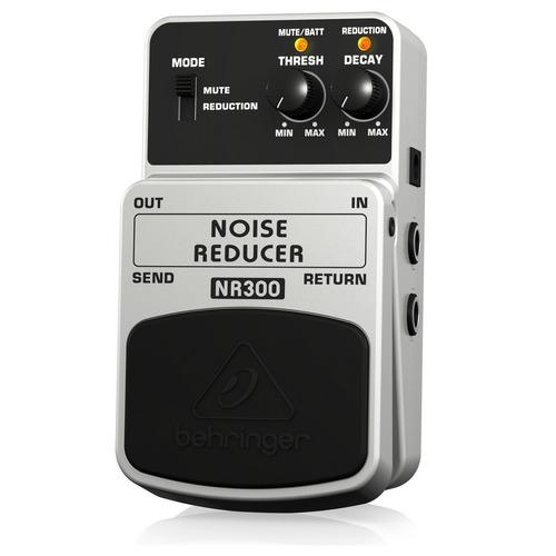 behringer nr300 pedal de reducción de ruido
