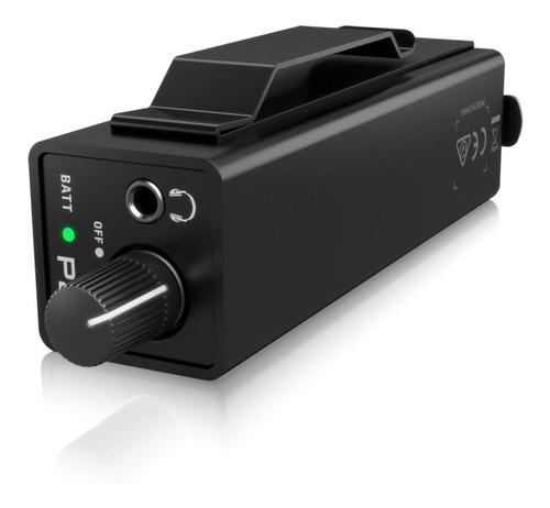 behringer p2, amplificador para audifonos in ear envio grati