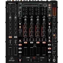 behringer pro mixer nox606 consola dj sonido usb interface