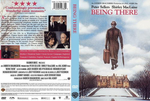 being there ( peter sellers ) 1979 blu ray